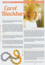 Carol Blackburn interview